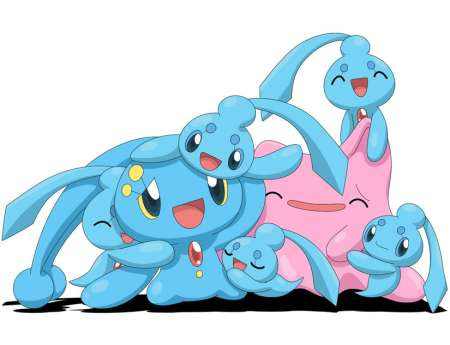 What happens if you put a Manaphy in Day-Care with Ditto?